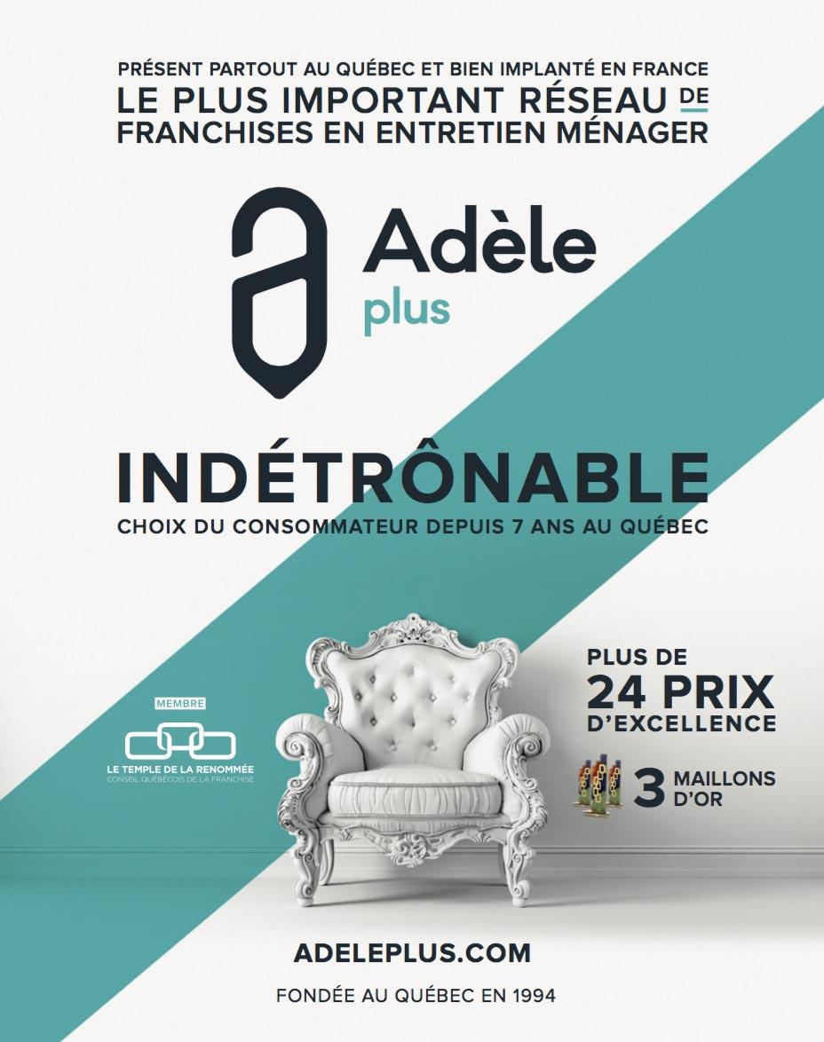 Adèle-Indétronable-Revue-Québec-Franchises