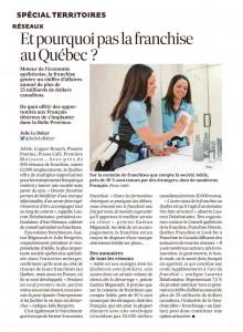 Les_Echos-Paris-France--Imigrer-au-Canada-en-franchise-Adèle