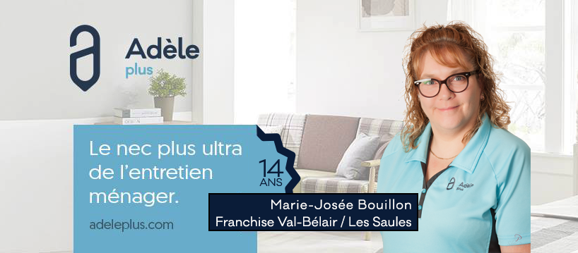 Entretien ménager Val-Bélair